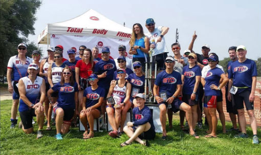 2018 Tri Club Champions - Granite Bay Triathlon - Sacramento Triathlon Club
